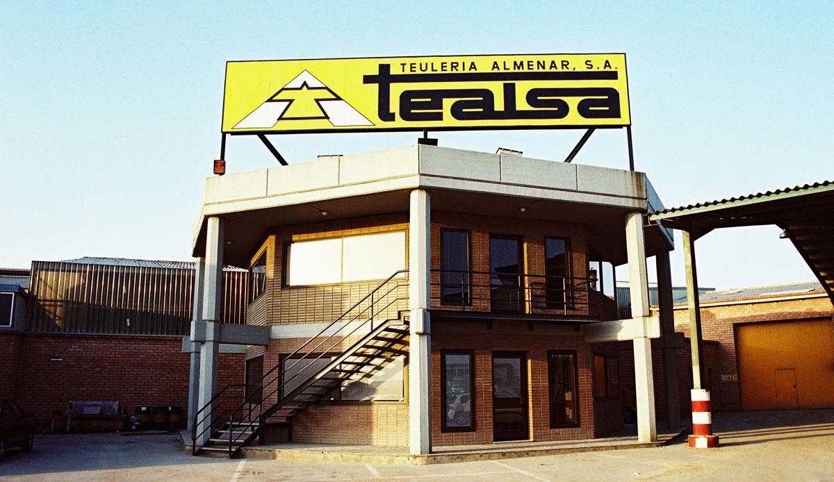 Oficinas Tealsa